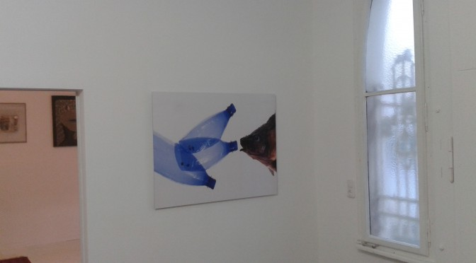 Joachim Poths zu sehen in der Galerie an der Ruhr / Ruhr Gallery