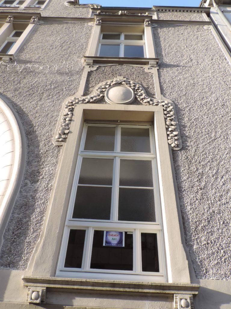 jugenstilfassade der ruhr gallery in der kunststadt muelheim foto by ivo franz ruhr gallery. Black Bedroom Furniture Sets. Home Design Ideas
