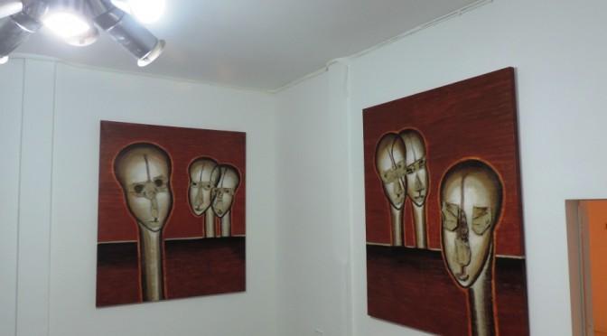Erste Eindrücke der Asienausstellung in der Kunststadt Mülheim an der Ruhr