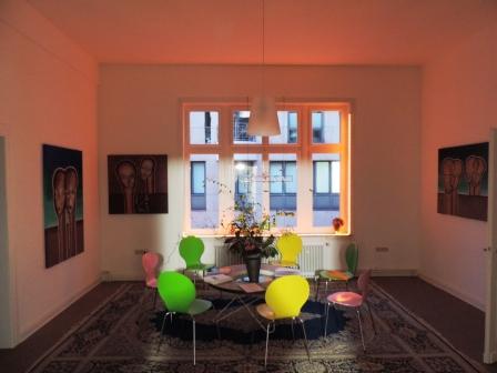ART TALK & TOUCH – Besucherforum in der Galerie an der Ruhr in der Kunststadt Mülheim