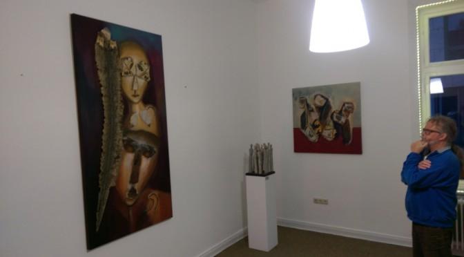 """Ausstellung in Mülheim """"DESIDERATA"""" 20. Mai bis 22. Juni 2015 – GALERIE AN DER RUHR"""