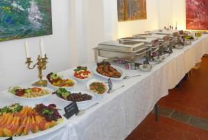 Kulinarisches & Kunstgenuss in der Galerie an der Ruhr in Mülheim