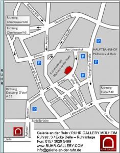 Adresse: Ruhrstr. 3 - Ecke Delle - 45468 Mülheim an der Ruhr