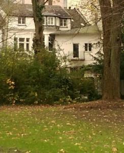 Nedelmannhaus (Ruhrseite) in Mülheim, Ruhrstr. 3 / Ruhranlage