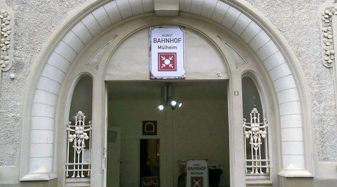 Über 300 Besucher im KUNSTBAHNHOF MÜLHEIM RUHR