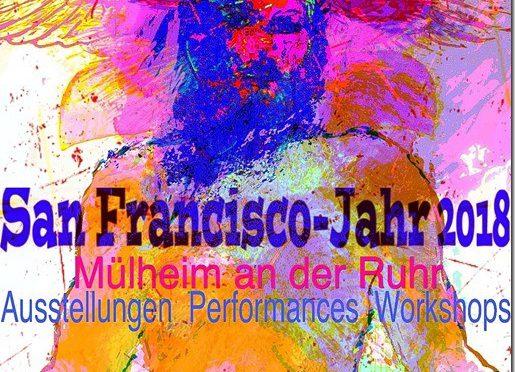 """""""SAN FRANCISCO – JAHR 2018"""" in der Kunststadt Mülheim Ruhr"""