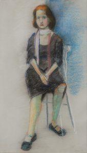 """Aus der Sammlung """"Waiting"""" Fernand Luickx"""